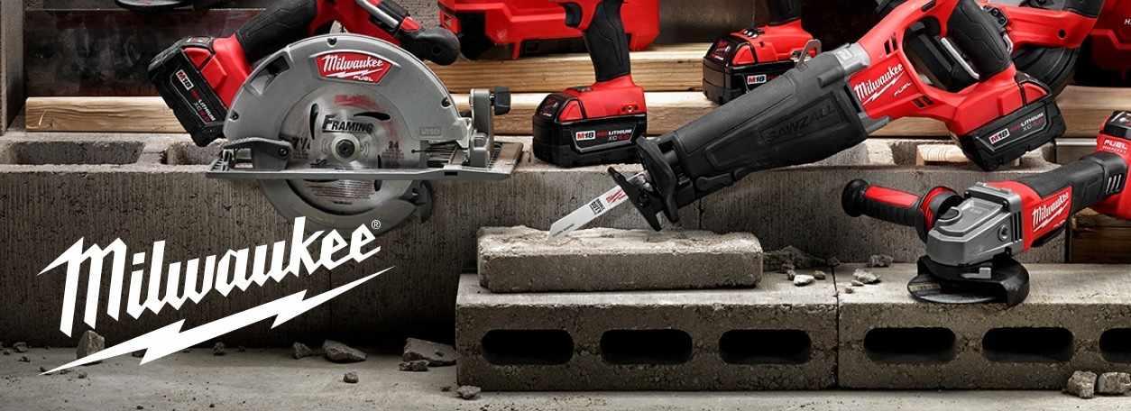 More about Milwaukee Power Tools at Farmington