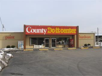 County Home Center (Bloomsdale) Storefront