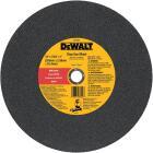 DeWalt HP Type 1 14 In. x 7/64 In. x 1 In. Metal Cut-Off Wheel Image 1