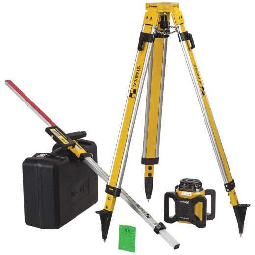 Stabila LAR-160G Green Rotary Laser Level