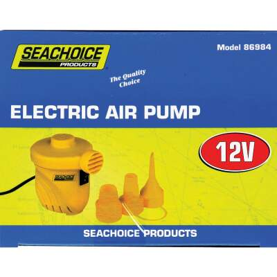 Seachoice 12 Volt 0.78 psi General Inflatables and Boating Electric Inflator
