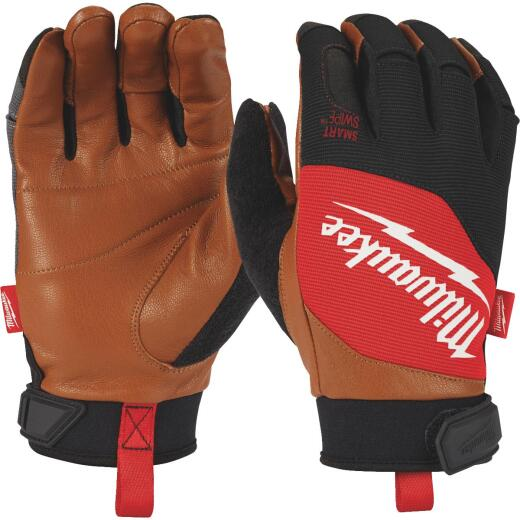 Milwaukee XL Leather Work Glove
