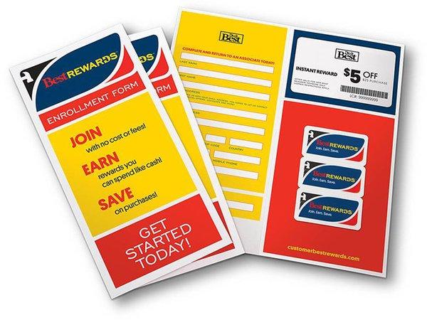 Best Rewards Brochure